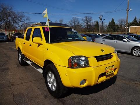 2003 Nissan Frontier for sale in Warren, MI