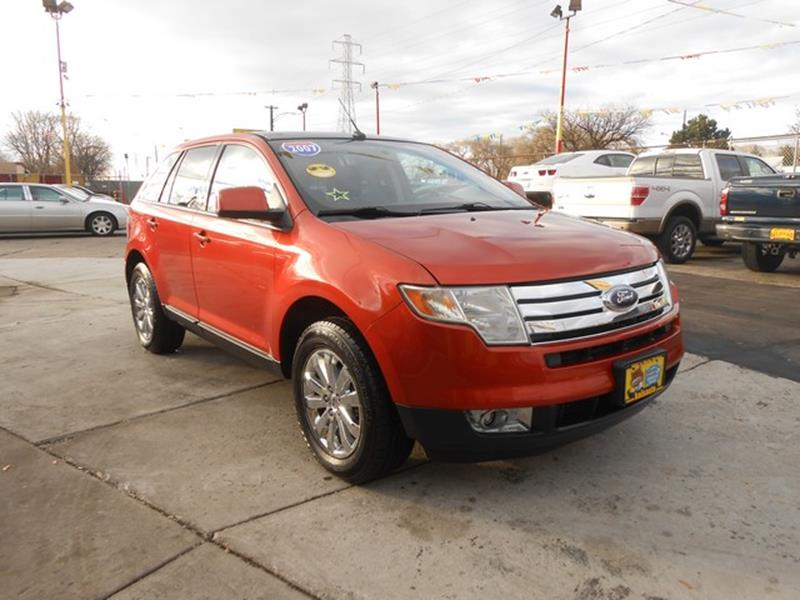 2007 Ford Edge For Sale >> 2007 Ford Edge Sel Plus Kal S Auto Sales Ii