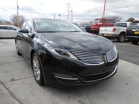 used 2015 lincoln mkz for sale in michigan. Black Bedroom Furniture Sets. Home Design Ideas