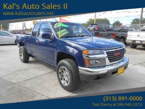 2011 GMC Canyon for sale in Detroit, MI