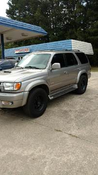 2002 Toyota 4Runner for sale in Seneca, SC