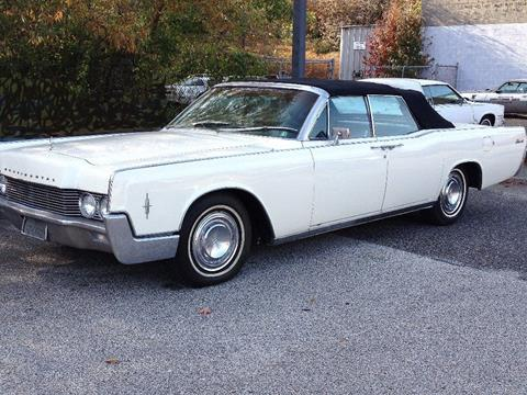 1966 Lincoln Continental For Sale - Carsforsale.com®