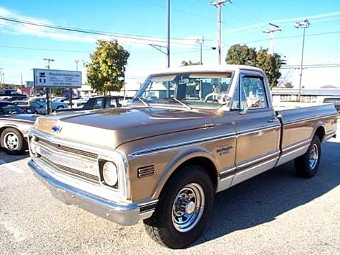 1969 Chevrolet C/K 20 Series for sale in Stratford, NJ
