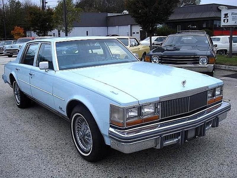 1978 Cadillac Seville In Stratford Nj Black Tie Classics