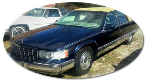 1995 Cadillac Fleetwood for sale in Stratford, NJ