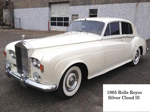 1965 Rolls-Royce Silver Cloud 3 for sale in Stratford, NJ