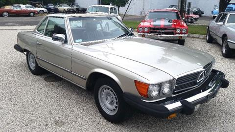 1985 Mercedes-Benz 380-Class for sale in Stratford, NJ