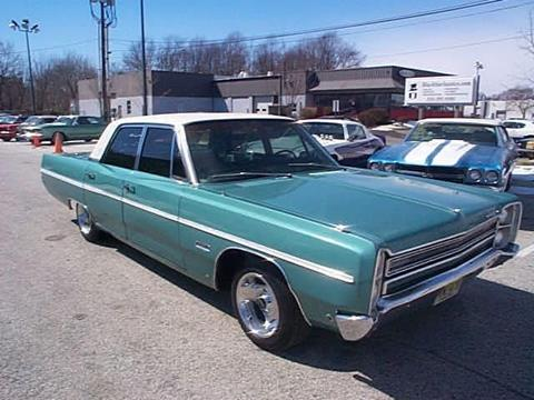 1968 Plymouth Fury For Sale In Stratford NJ