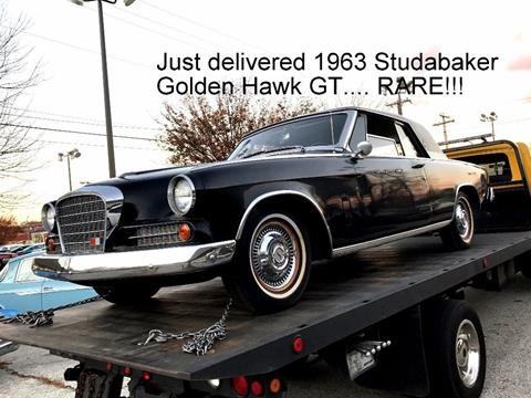 1963 Studebaker Hawk for sale in Stratford, NJ