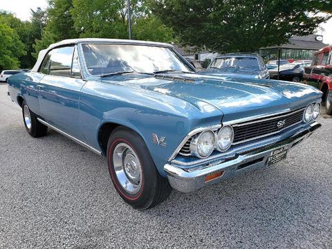 1966 Chevrolet Chevelle for sale in Stratford, NJ