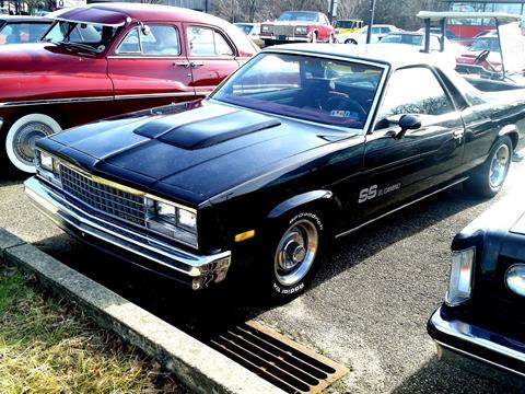 1982 Chevrolet El Camino for sale in Stratford, NJ