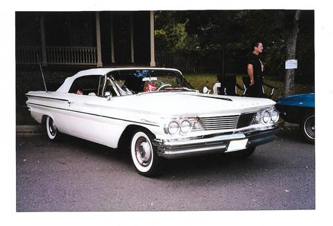 1960 Pontiac Catalina for sale in Stratford, NJ