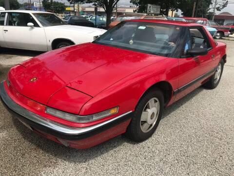 1990 Buick Reatta for sale at Black Tie Classics in Stratford NJ