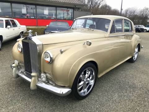 1959 Rolls-Royce Silver Cloud 1 for sale at Black Tie Classics in Stratford NJ