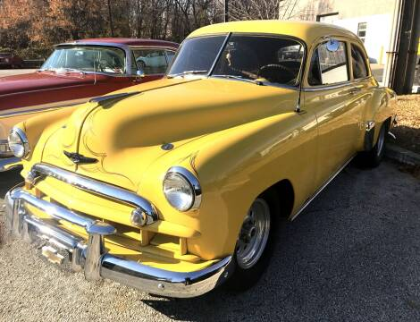 1949 Chevrolet Bel Air for sale at Black Tie Classics in Stratford NJ