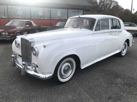 1956 Bentley SILVER CLOUD I LIMOUSINE for sale at Black Tie Classics in Stratford NJ