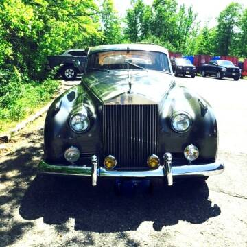 1960 Rolls-Royce Silver Cloud 3