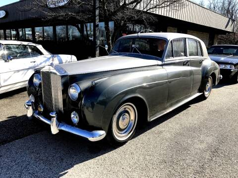 1960 Rolls-Royce Silver Cloud 3 for sale at Black Tie Classics in Stratford NJ