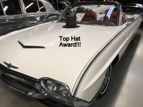1963 Ford Thunderbird for sale at Black Tie Classics in Stratford NJ