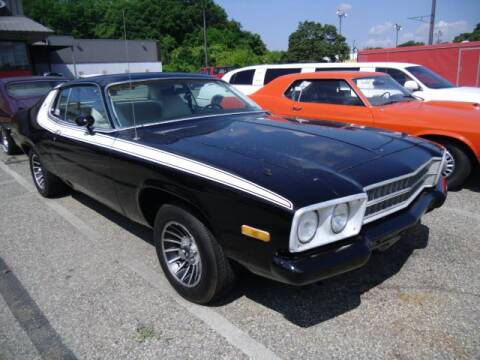 1974 Plymouth Roadrunner for sale at Black Tie Classics in Stratford NJ