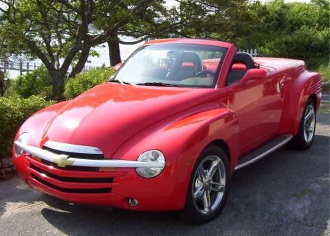 2004 Chevrolet SSR for sale at Black Tie Classics in Stratford NJ