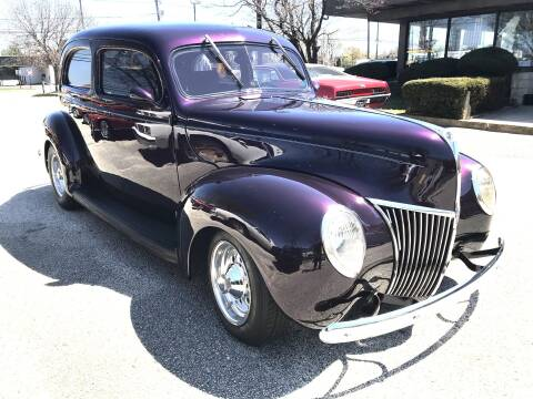 1939 Ford Deluxe for sale at Black Tie Classics in Stratford NJ