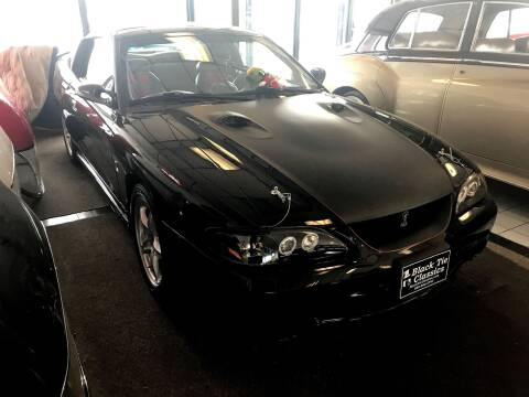 1998 Ford Mustang for sale at Black Tie Classics in Stratford NJ
