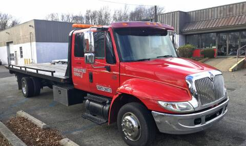 2006 International 4300 DT 466 EXTENDED CAB for sale at Black Tie Classics in Stratford NJ