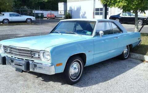 1974 Plymouth Scamp for sale at Black Tie Classics in Stratford NJ