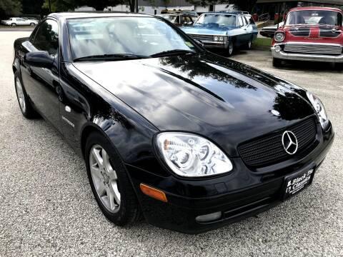 1998 Mercedes-Benz SLK 230 KOMPRESSOR for sale at Black Tie Classics in Stratford NJ