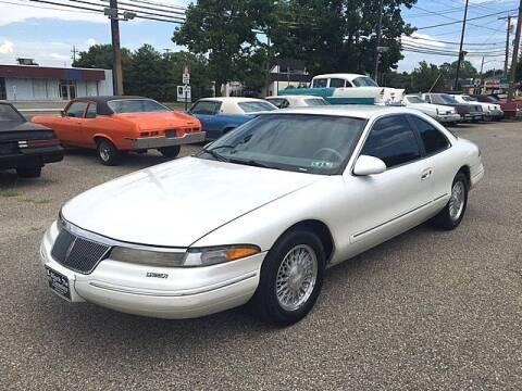 1996 Lincoln Mark VIII for sale at Black Tie Classics in Stratford NJ