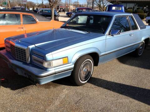1982 Ford Thunderbird for sale at Black Tie Classics in Stratford NJ