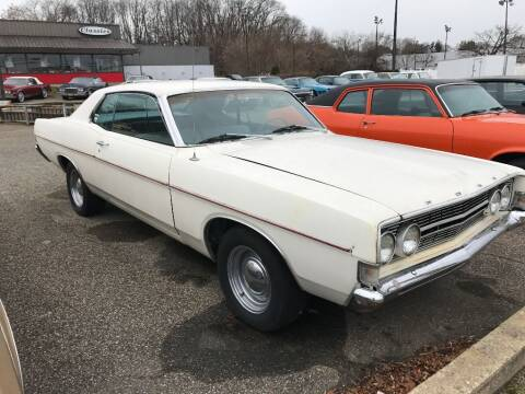 1968 Ford Fairlane for sale at Black Tie Classics in Stratford NJ