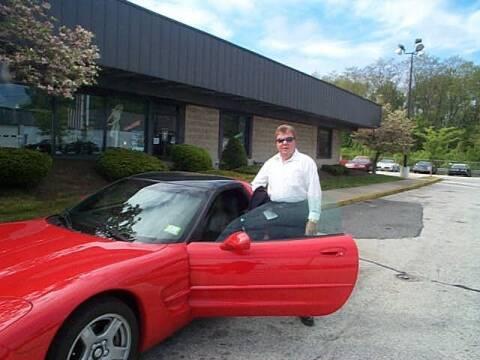 1997 Chevrolet Corvette for sale at Black Tie Classics in Stratford NJ