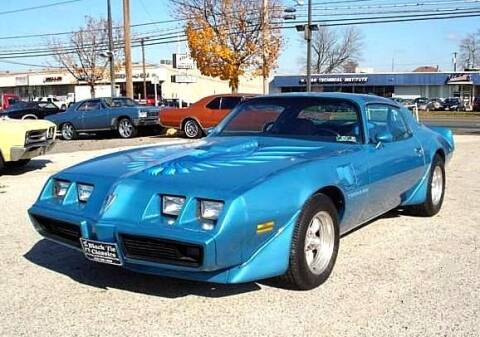 1980 Pontiac Trans Am for sale at Black Tie Classics in Stratford NJ