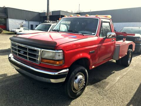 1994 Ford F-450 for sale at Black Tie Classics in Stratford NJ