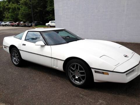 1990 Chevrolet Corvette for sale at Black Tie Classics in Stratford NJ