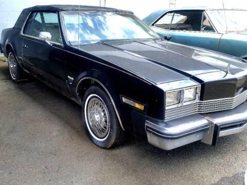 1984 Oldsmobile Toronado for sale at Black Tie Classics in Stratford NJ