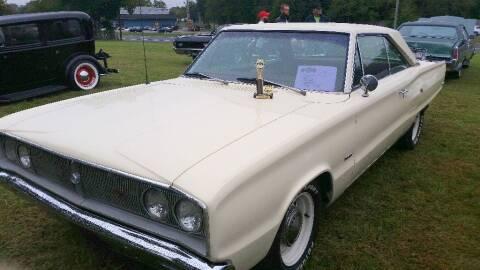 1967 Dodge R/T BADGES AC for sale at Black Tie Classics in Stratford NJ