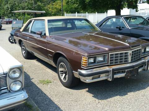 1977 Pontiac Bonneville for sale at Black Tie Classics in Stratford NJ