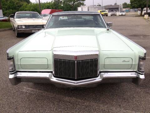 1971 Lincoln Mark III for sale at Black Tie Classics in Stratford NJ