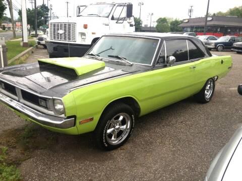 1971 Dodge Dart for sale at Black Tie Classics in Stratford NJ