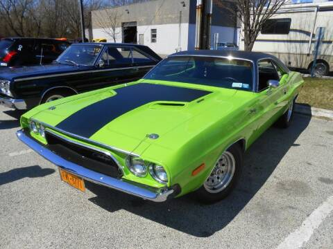 1973 Dodge Challenger for sale at Black Tie Classics in Stratford NJ