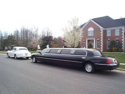 1999 Lincoln Town Car for sale at Black Tie Classics in Stratford NJ
