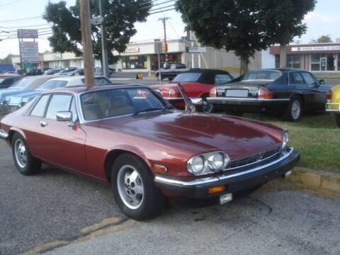 1984 Jaguar XJS V12 for sale at Black Tie Classics in Stratford NJ