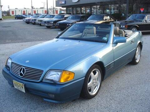 1991 Mercedes-Benz 300-Class for sale at Black Tie Classics in Stratford NJ