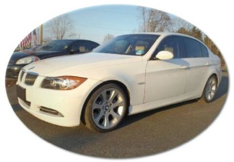 2006 BMW 3 Series for sale at Black Tie Classics in Stratford NJ