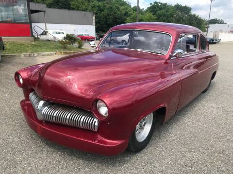 1950 Mercury 2 DR COUPE for sale at Black Tie Classics in Stratford NJ