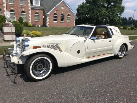 1983 ZIMMER GOLDEN SPIRIT for sale at Black Tie Classics in Stratford NJ