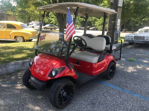 2013 Yamaha GOLF CART for sale at Black Tie Classics in Stratford NJ